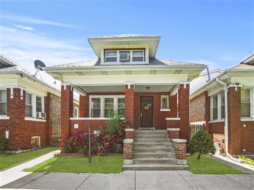 5716 S Campbell, Chicago, IL 60629 Gage Park