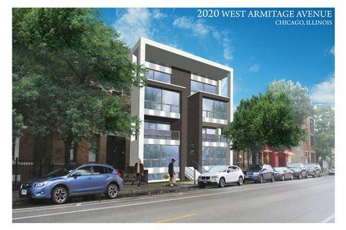 2020 W Armitage Unit 3W, Chicago, IL 60647 Bucktown