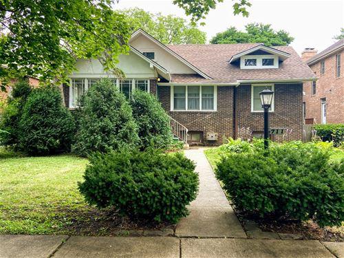 711 S Fairview, Park Ridge, IL 60068