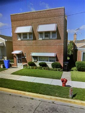 3428 N Oketo, Chicago, IL 60634 Belmont Heights