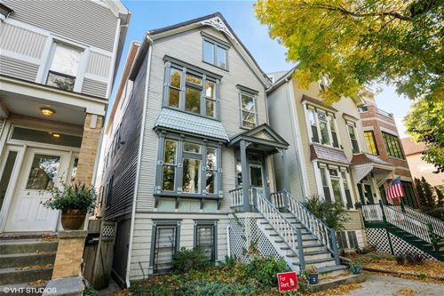 1327 W Wolfram Unit 2, Chicago, IL 60657 Lakeview