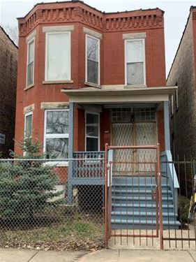 11821 S Sangamon, Chicago, IL 60643 West Pullman