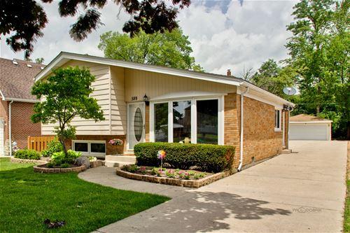 589 W Babcock, Elmhurst, IL 60126