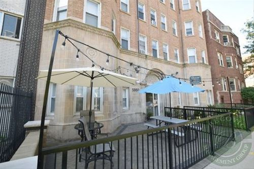 5860 N Kenmore Unit 403, Chicago, IL 60660 Edgewater