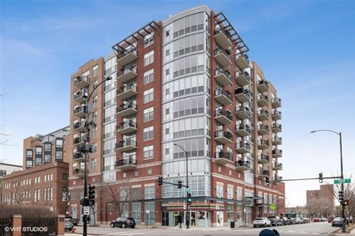 1201 W Adams Unit 711, Chicago, IL 60607 West Loop