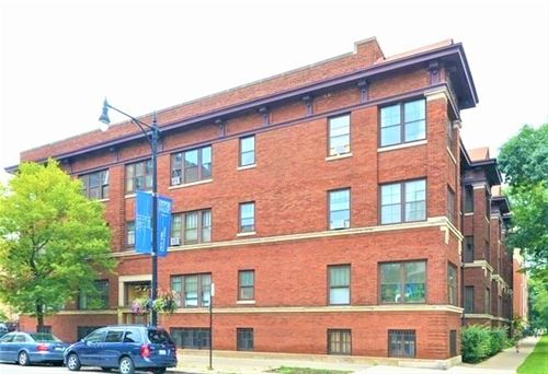 1635 E 53rd Unit 2, Chicago, IL 60615 Hyde Park