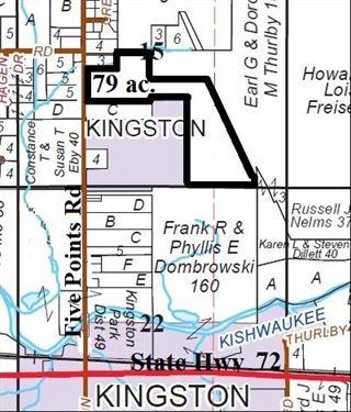 79 Acres Five Points, Kingston, IL 60145