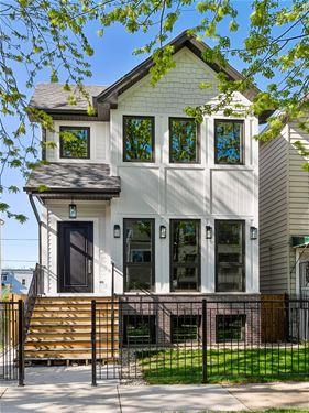 2656 W Cortland, Chicago, IL 60647 Logan Square