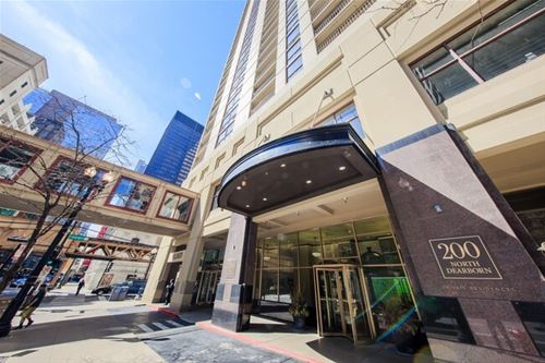 200 N Dearborn Unit 1308, Chicago, IL 60601 The Loop