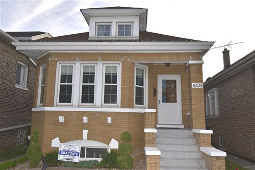 6426 S Keating, Chicago, IL 60629 West Lawn