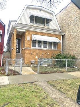 3854 N Bernard, Chicago, IL 60618 Irving Park