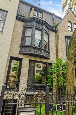 21 E Scott, Chicago, IL 60610 Gold Coast