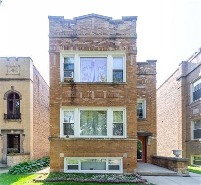 6630 N Maplewood Unit 1, Chicago, IL 60659 West Ridge