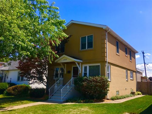 6913 Montrose, Harwood Heights, IL 60706