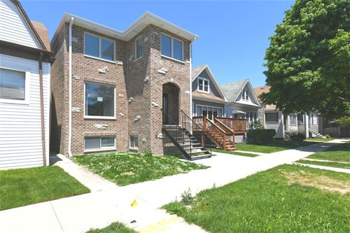 4738 W Byron, Chicago, IL 60641 Old Irving Park