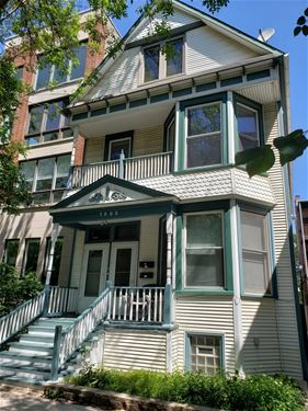 1502 W Melrose, Chicago, IL 60657 West Lakeview