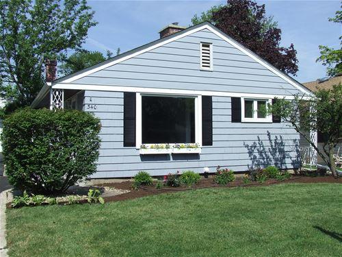 340 N Oak, Elmhurst, IL 60126