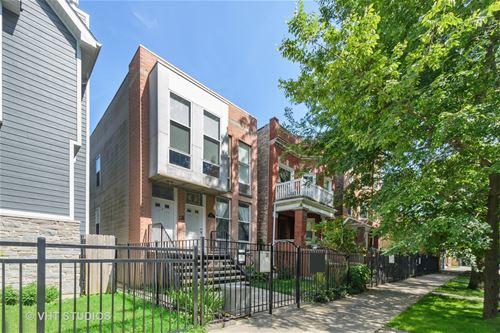 1915 N Whipple Unit 2, Chicago, IL 60647 Logan Square