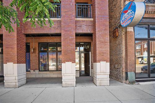1419 W Chicago Unit 1, Chicago, IL 60642 Noble Square