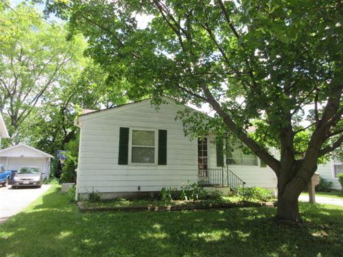1813 N Jackson, Waukegan, IL 60085