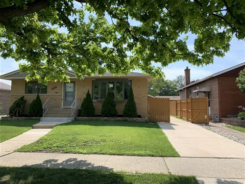 10032 S 52nd, Oak Lawn, IL 60453