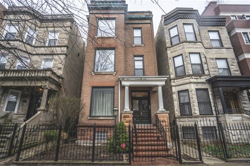 3742 N Fremont, Chicago, IL 60613 Lakeview