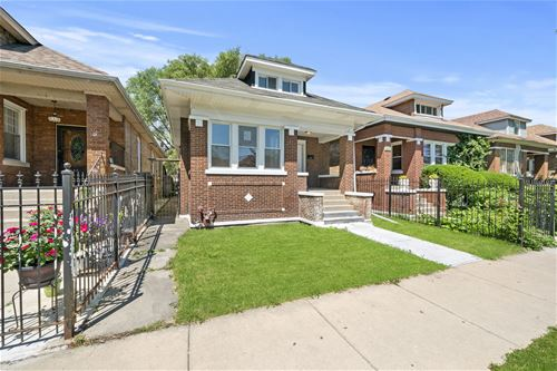 6048 S Troy, Chicago, IL 60629 Chicago Lawn