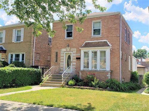 4041 W 56th, Chicago, IL 60629 West Elsdon