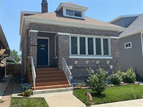 6223 S Mayfield, Chicago, IL 60638 Clearing West
