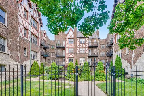 5721 N Kimball Unit A, Chicago, IL 60659 Hollywood Park