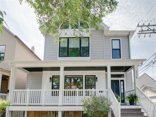 3229 W Mclean, Chicago, IL 60647 Logan Square