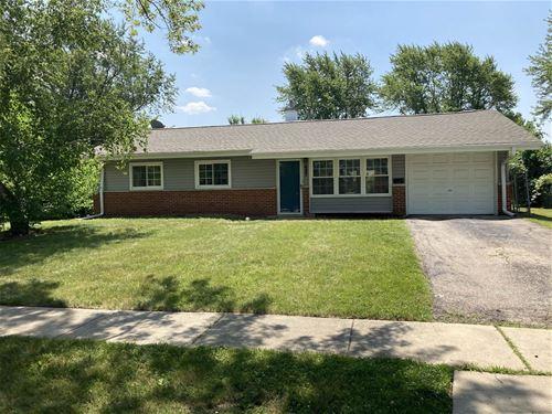 685 Perry, Hoffman Estates, IL 60169