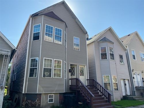 641 W 48th, Chicago, IL 60609 Canaryville