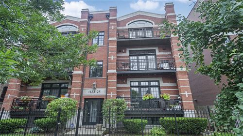 1125 W Grace Unit 2W, Chicago, IL 60613 Lakeview