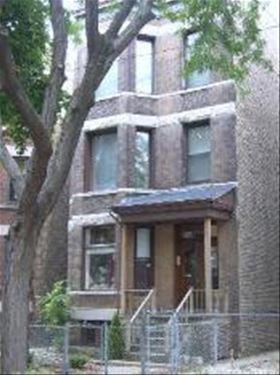 3640 N Fremont Unit 1, Chicago, IL 60613 Lakeview