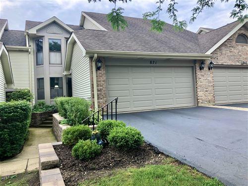 871 N Auburn Woods, Palatine, IL 60067