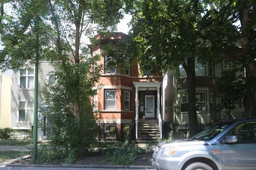 3446 N Bell Unit GARDEN, Chicago, IL 60618 Roscoe Village