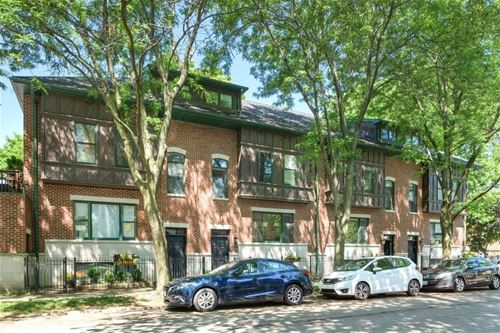 3122 N Paulina, Chicago, IL 60657 Lakeview
