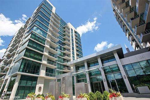 123 S Green Unit 1001B, Chicago, IL 60607 West Loop