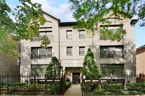 1346 N Cleveland Unit 3, Chicago, IL 60610 Old Town