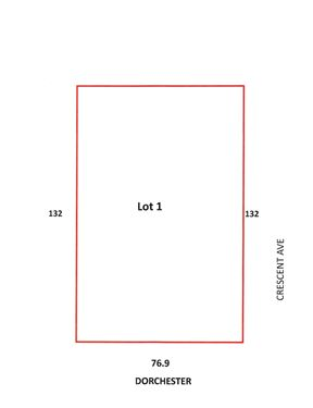 885 W Dorchester Lot #1, Palatine, IL 60067