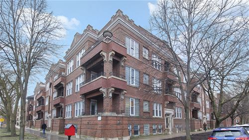 6458 N Glenwood Unit 1N, Chicago, IL 60626 Rogers Park