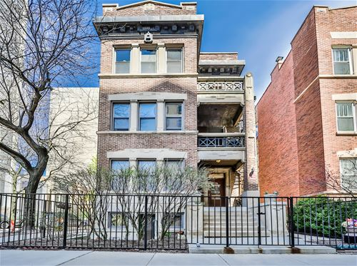 454 W Wrightwood Unit 2C, Chicago, IL 60614 Lincoln Park