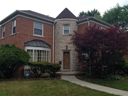 10557 S Hoyne, Chicago, IL 60643 Beverly