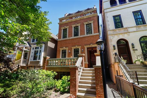 2509 N Burling, Chicago, IL 60614 Lincoln Park
