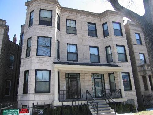 3823 N Lakewood Unit 3, Chicago, IL 60613 Lakeview