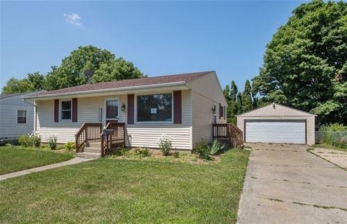 1521 Fremont, Belvidere, IL 61008