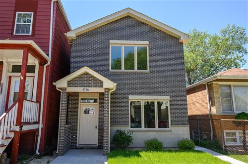 4516 S Union, Chicago, IL 60609 Canaryville