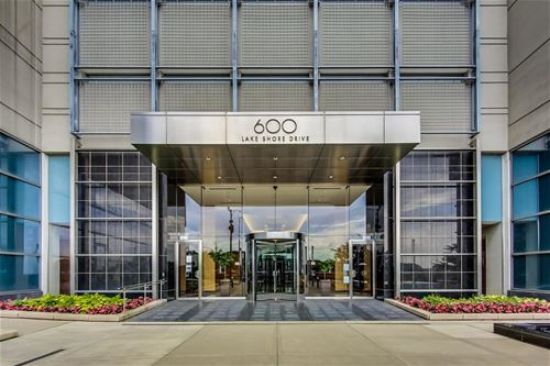600 N Lake Shore Unit 1712, Chicago, IL 60611 Streeterville