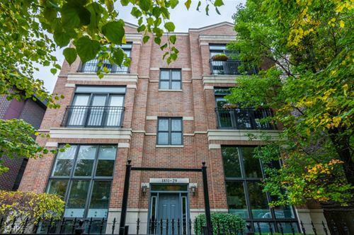 1831 N Fairfield Unit 1N, Chicago, IL 60647